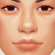 "squeamishsims: ""nose preset by squeamishsims so i saw made a post suggesting some nose presets and, although its far from perfect- i gave it a shot ! "" male and female teen+ made for. Sims 4 Body Mods, Sims 4 Game Mods, Sims Mods, Sims 4 Cc Eyes, Sims 4 Mm Cc, Sims 4 Mods Clothes, Sims 4 Clothing, Sims 4 Stories, The Sims 4 Skin"