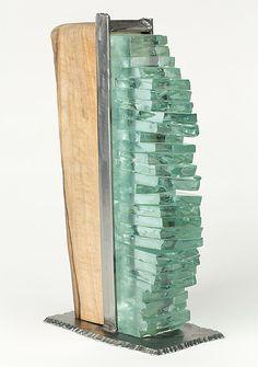 1019 best ArT.....gL@sS images on Pinterest   Gl Art, Gl vase ... Gl Vase Melted Over Wood on