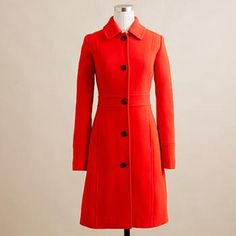 Double-cloth lady day coat with Thinsulate® #Glimpse_by_TheFind...Love this coat for fall!