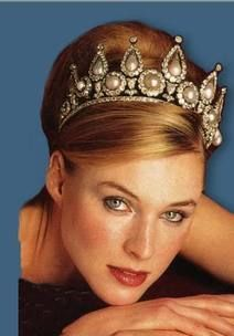 Westminster Pearl Drop tiara