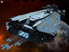Central Hanger Star Destroyer
