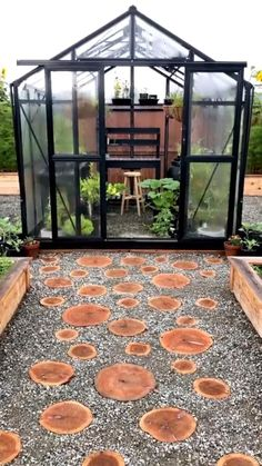 Easy Garden, Lawn And Garden, Home And Garden, Garden Paths, Garden Club, Backyard Projects, Outdoor Projects, Garden Projects, Garden Ideas
