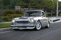 Modified 1966 Datsun 2000 Roadster