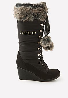 Puffy boots are the bestest :)