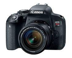 Amazon Canada: Canon EOS REBEL T7i Body