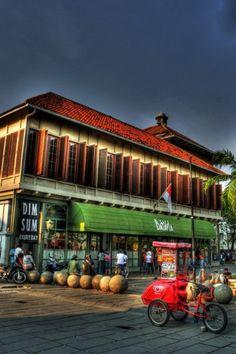 Old Batavia ( Jakarta )