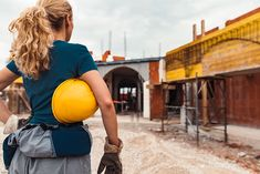 Women in Contracting | Canadian Contractor Gateway Community College, Future Group, Career Day, Construction Jobs, Hand Photo, Career Planning, Woo Young, Hard Hats, Public Relations
