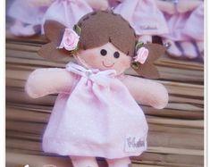 Chaveiro de bonequinha 15 cm