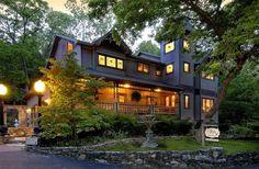 The Inn at Rose Hall in Eureka Springs, Arkansas | B&B Rental
