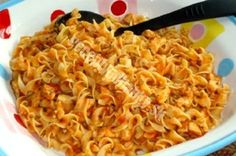Vynikající oběd za 20 minut z jedné pánve Pasta Recipes, Cooking Recipes, Healthy Recipes, Czech Recipes, Ethnic Recipes, Challah, Food 52, What To Cook, Bon Appetit