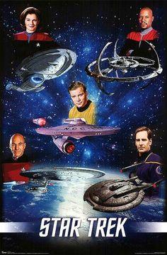 StarTrek: The Captains   #startrek #LLAP #kurttasche