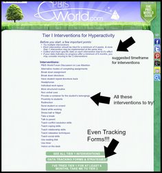 Check out PBIS World for ideas for behavioral interventions. Perfect for Response to Intervention (RTI). Links to an article about the site and how to use it. High School Counseling, Elementary Counseling, School Social Work, School Counselor, Classroom Behavior Management, Behavior Plans, Response To Intervention, No Response, Positive Behavior Support