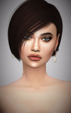 Aveline Sims: Audrina Myers • Sims 4 Downloads
