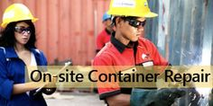 Quality Used Containers, First in Reliability. First in Quality. First in Service.