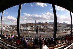 Phoenix International Raceway - Sneak peak at winner of Nationwide race