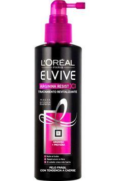 Spray Elvive Arginina Resist, de L'Oréal Paris