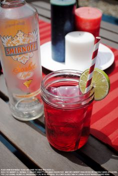 Smirnoff Sorbet Light Mango Passion Fruit and cranberry juice drink recipe with 1.5 oz Smirnoff Sorbet Light Mango Passion Fruit  and 3 oz cranberry juice. Combine ingredients in an ice-filled glass, garnish with a lime wheel.