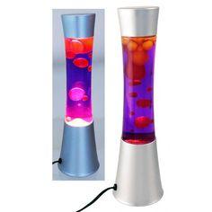 Las archiconocidas lámparas de lava, clásicas y mega relajantes con nuevas formas y más colores... Consíguelas aquí: http://tiny.cc/g95phy   www.chehook.es