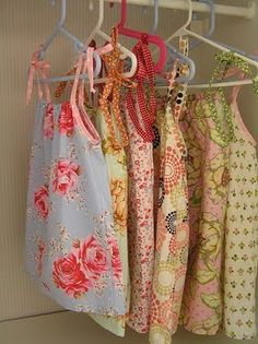 gorgeous pillowcase dresses