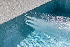 Bouwkundig   tegel   overloop - infinity Pool   wandmassage - Biopool   Zwembaden & zwemvijvers Waves, Outdoor Decor, Poland, Ocean Waves, Beach Waves, Wave