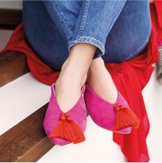 pink & red http://shoecommittee.com/blog/2018/6/gsp