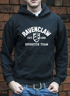 Ravenclaw Quidditch Jumper Hoody Harry Potter Hoodie Womens Mens Gift  L343 #FCTonline