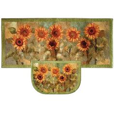 Mohawk® Home Sunflower Kitchen Rug