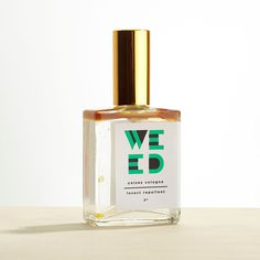 WEED Bug Repellent + Unisex Cologne / Remix by Giselle Wasfie