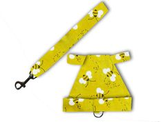 Bees Rabbit Harness  Matching Leash by louisescountrycloset, $12.00