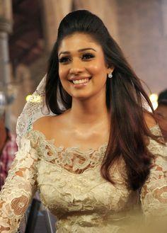 nayanthara wedding gown in raja rani - Google Search