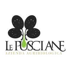 Logo dell'azienda agricola Le Pusciane.