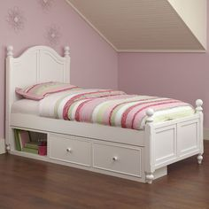 Fairbanks Bed #birchlane