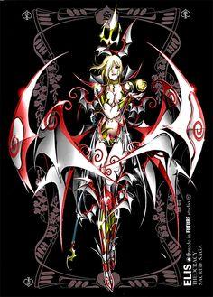 Eris - Deusa da Discórdia (Dark Version)