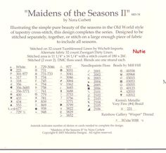 maiden of the season two md74 7/7