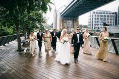 Photo by We Laugh We Love Photography #wedding #weddingphotography #citywedding