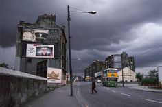 Raymond Depardon 1980 SCOTLAND. Glasgow.