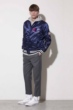 Champion Japan 2014 Fall/Winter Lookbook