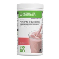 Aloe Vera Herbalife, Herbalife Shake, Formula 1 Herbalife, Nutrition Shakes, Herbalife Nutrition, Healthy Nutrition, Nutritional Shake Mix, Cookie Crunch, Strawberry Delight