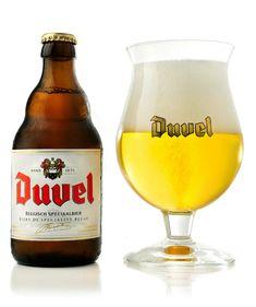 duvel - taste supreme but oh so sore head