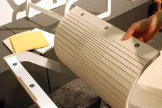 Flex Chair by Ply Project (NOTCOT)