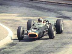 1966 Monaco GP, Monte Carlo : Jackie Stewart, BRM P261 #12, Owen Racing Organisation, Winner. (ph: © B. Watson)