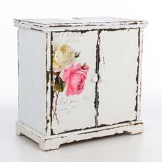 1000 images about floral painted furniture on pinterest. Black Bedroom Furniture Sets. Home Design Ideas