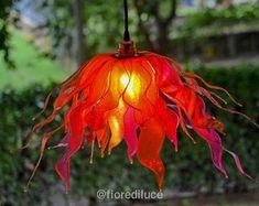 388 fantastiche immagini in fiore di luce lampade artistiche su