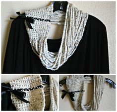 adorable crochet cowel