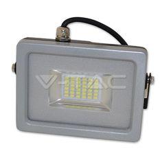 17,54€ 20W Proiettore LED Corpo Nero/Grigio SMD Bianco caldo  SKU: 5703 | VT: VT-4820  20W Proiettore LED Corpo Nero/Grigio SMD Bianco naturale  SKU: 5704 | VT: VT-4820    20W Proiettore LED Corpo Nero/Grigio SMD Bianco  SKU: 5705 | VT: VT-4820