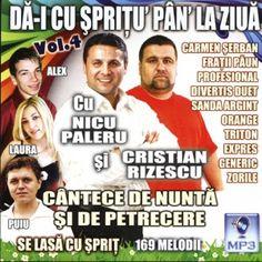 Da-i cu Spritul Pan la Ziua - Album [Vol. 4 - Part. 2] Download Music Albums, Cards, Maps, Playing Cards