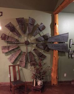 1000 Images About Windmill Wall Decor On Pinterest