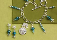Martha Stewart Crafts™ Mother's Day Locket Trio - coming soon