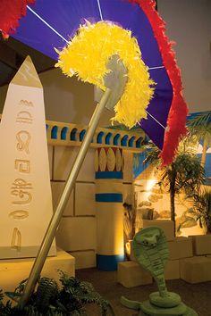 Decorating Spaces - Egypt