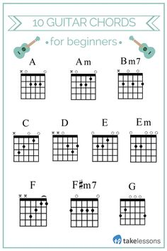 10 guitar chords for beginners #guitarforbeginners
